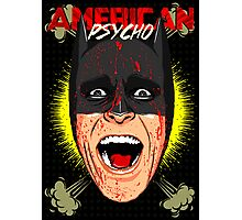 American Psycho Gotham Edition Photographic Print