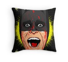 American Psycho Gotham Edition Throw Pillow