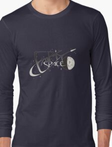 Empty Space Long Sleeve T-Shirt