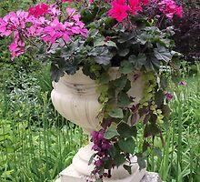 Halifax Public Gardens Planter by Naomi Slater