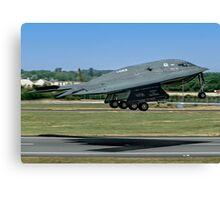 Northrop Grumman B-2A Spirit 82-1069/WM Canvas Print