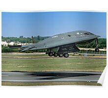Northrop Grumman B-2A Spirit 82-1069/WM Poster