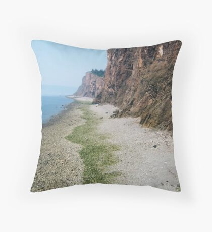 Cape d'Or,  Nova Scotia  Throw Pillow