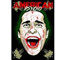 American Psycho The Killing Joke Edition Photographic Print
