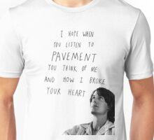 Slacker Heart Breaker Unisex T-Shirt