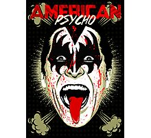 American Psycho Rock'n'Roll All Night Edition Photographic Print