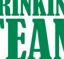 Irish drinking team 2014 Sticker