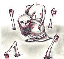 Dead Hand by chrislarsen1400