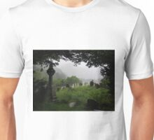 Old Stone, Misty Day! Unisex T-Shirt