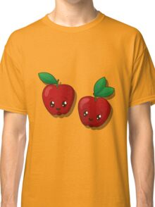 Kawaii apple  Classic T-Shirt