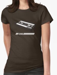 History of Gaming - Intellivision Womens Fitted T-Shirt