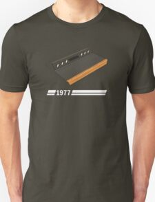 History of Gaming - Atari 2600 T-Shirt