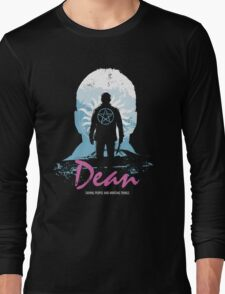 I Hunt, Therefore I Am (Dean - Supernatural & Drive) T-Shirt
