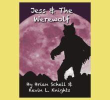 Jess and the Werewolf Kids Tee