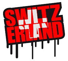 Switzerland Stamp Design by Style-O-Mat