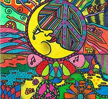 Moonbeams by Peace Gypsy