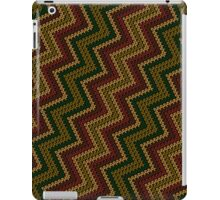 Knitted pattern iPad Case/Skin