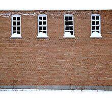 4 Windows Photographic Print