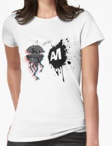 Probe Droid Womens Fitted T-Shirt