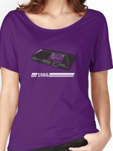History of Gaming - Master System Women's Relaxed Fit T-Shirt