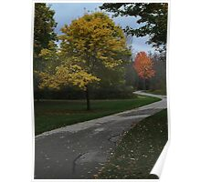 Bright Trees Poster