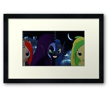 Nightmare Night Framed Print