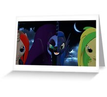 Nightmare Night Greeting Card