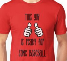 It's almost time! Unisex T-Shirt