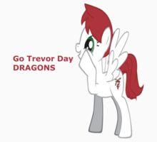 Trevor Day Pony by CrazyGamer093