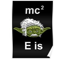 E is Poster