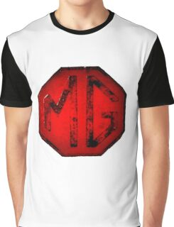 MG Badge Graphic T-Shirt