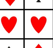 Love Gamble Sticker