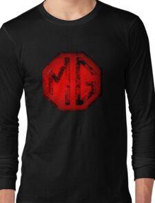 MG Badge Long Sleeve T-Shirt