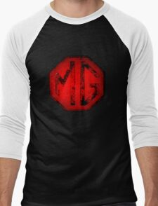 MG Badge Men's Baseball ¾ T-Shirt