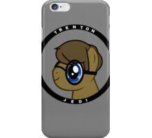 TrentonJedi phone case iPhone Case/Skin