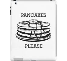 Pancakes Please iPad Case/Skin