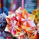 Pretty Paper Flowers by DearMsWildOne