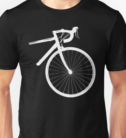 inverted bike Unisex T-Shirt