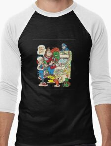 In a Parallel Universe Men's Baseball ¾ T-Shirt
