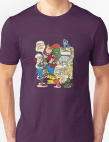 In a Parallel Universe Unisex T-Shirt