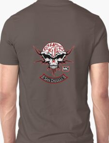 The Screaming Skulls: Get Patched! Unisex T-Shirt