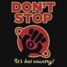 Don't Stop by jimiyo