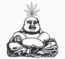 Buddha Bud by Stewart Leach