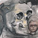 Doll and Skull  by WoolleyWorld