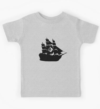 House Seaworth Minimalist Kids Tee