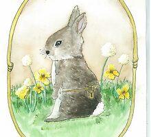 Clockwork Bunny by the-fernweh