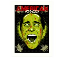 American Psycho Smash! Edition Art Print