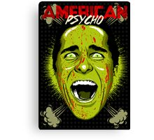 American Psycho Smash! Edition Canvas Print