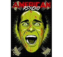 American Psycho Smash! Edition Photographic Print