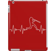 My Heart Beats for Baseball iPad Case/Skin